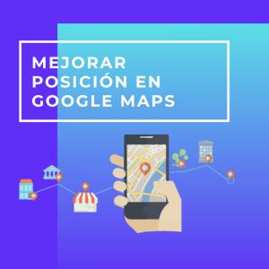 mejorar posición en google maps