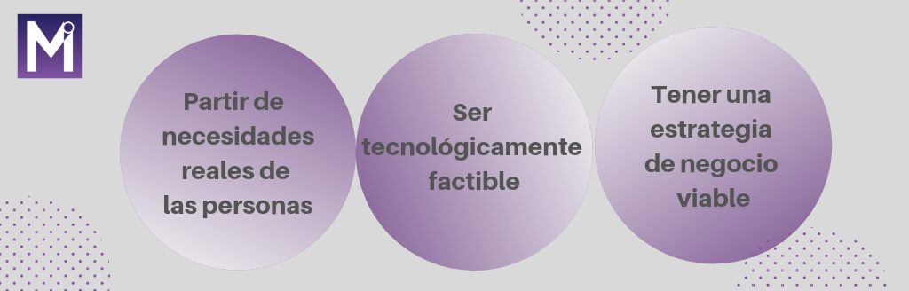 Objetivos del Design Thinking